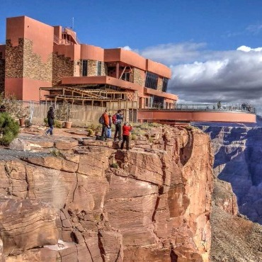 Skywalk Visitors Center and Restaurant