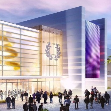 Caesar's Forum Convention Center Expansion